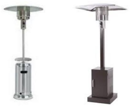 Benefits of Gas Patio Heaters