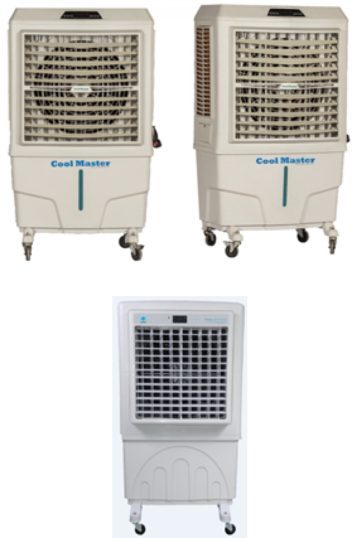 Evaporative outdoor air coolers - Coolmaster UAE